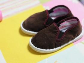 纯手工布鞋,唤起儿时点滴记忆