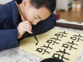 Yo哥的后寒假生活,学习+家务=两不误!